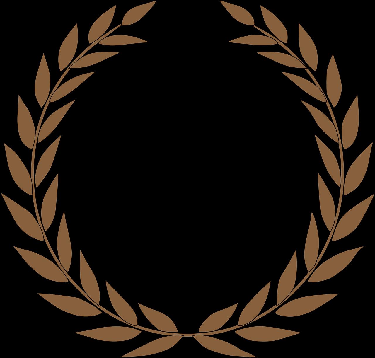 Free Image On Pixabay Laurel Wreath Accolade Winner Laurel Wreath Laurel Vector Gold Laurel Wreath
