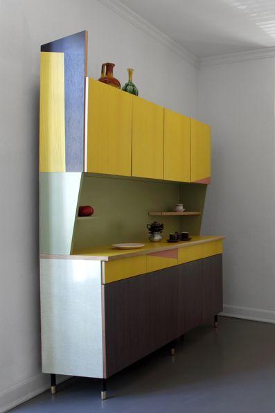 by Martino Gamper | Arredamenti nel 2018 | Arredamento, Cucine e Case