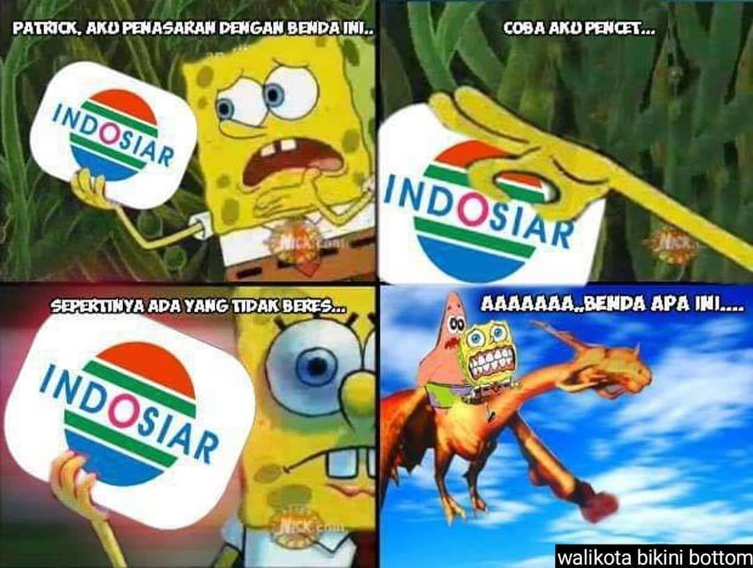 Spongebob Indonesia Di Instagram Itu Mah Dulu Bob Kalo Sekarang Dipencet Keluarnya Kumenangisssss Walikota Bikini Bottom Follow Juga
