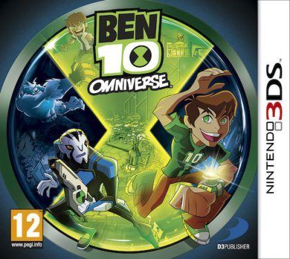 Ben 10 Omniverse Http Connect Collectorz Com Games Database Nintendo 3ds Ben 10 Omniverse Ben 10 Omniverse Ben 10 Nintendo Ds