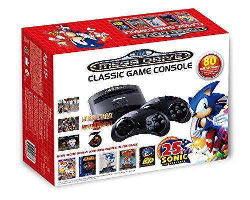 Sega Genesis Classic Game Console 2016 At Games Https Www Amazon Com Dp B01kv6e72o Ref Cm Sw R Pi Dp X Ocpeyb Sega Genesis Classic Sega Classic Classic Games
