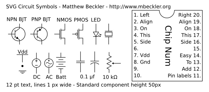 image result for electronic symbols and names symbols basic electronics symbols electrical symbols transistors