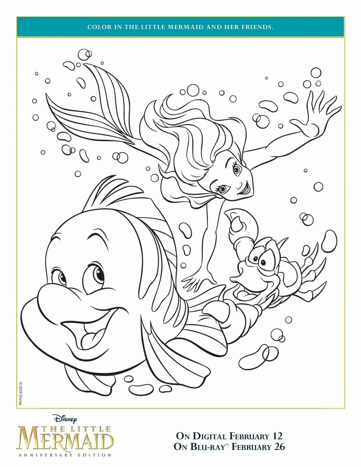 He Little Mermaid Coloring Book Disney Coloring Pages For Kids And Adults 30 Illustrations In 2020 Mermaid Coloring Book Mermaid Coloring Pages Disney Coloring Pages