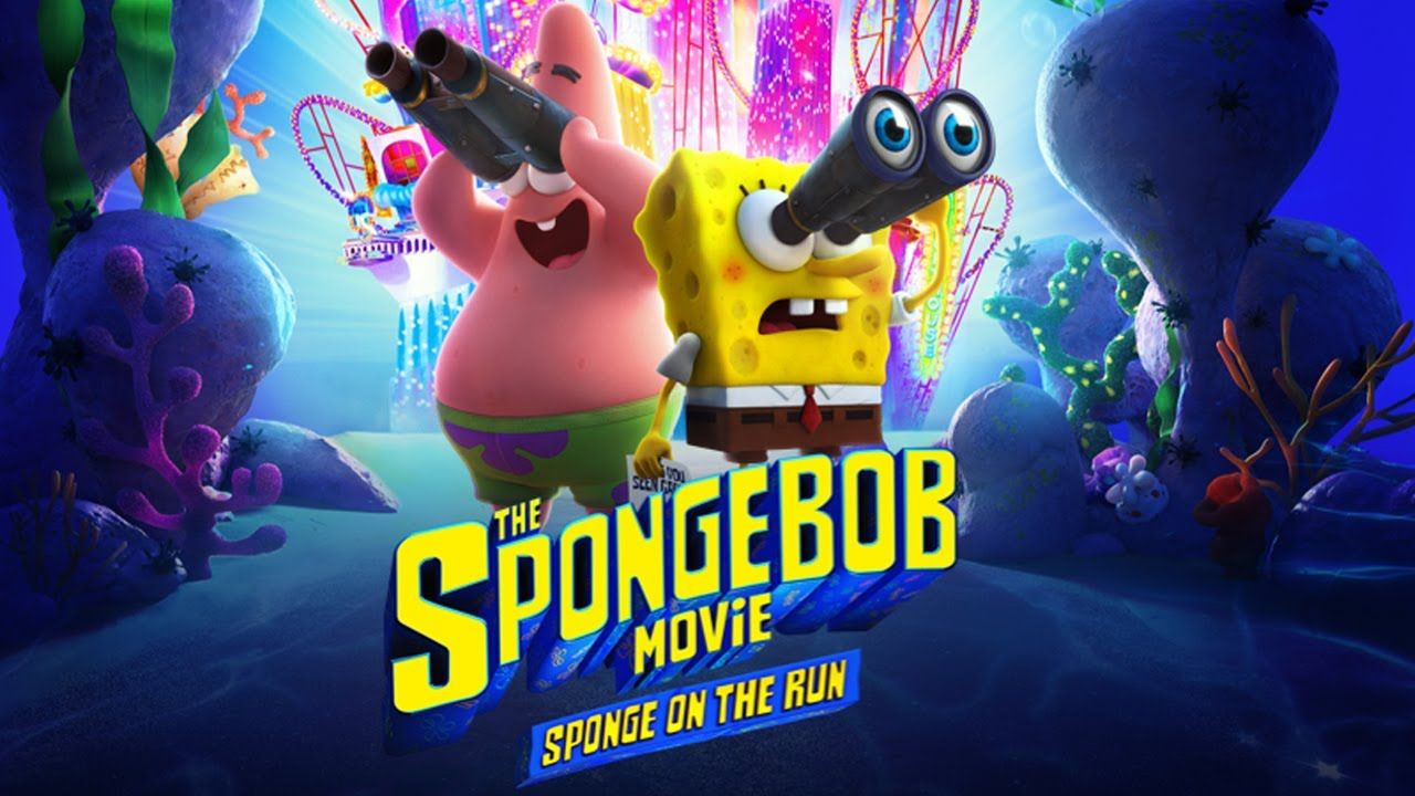 The SpongeBob Sponge on the Run (2020) Voice Cast, Plot