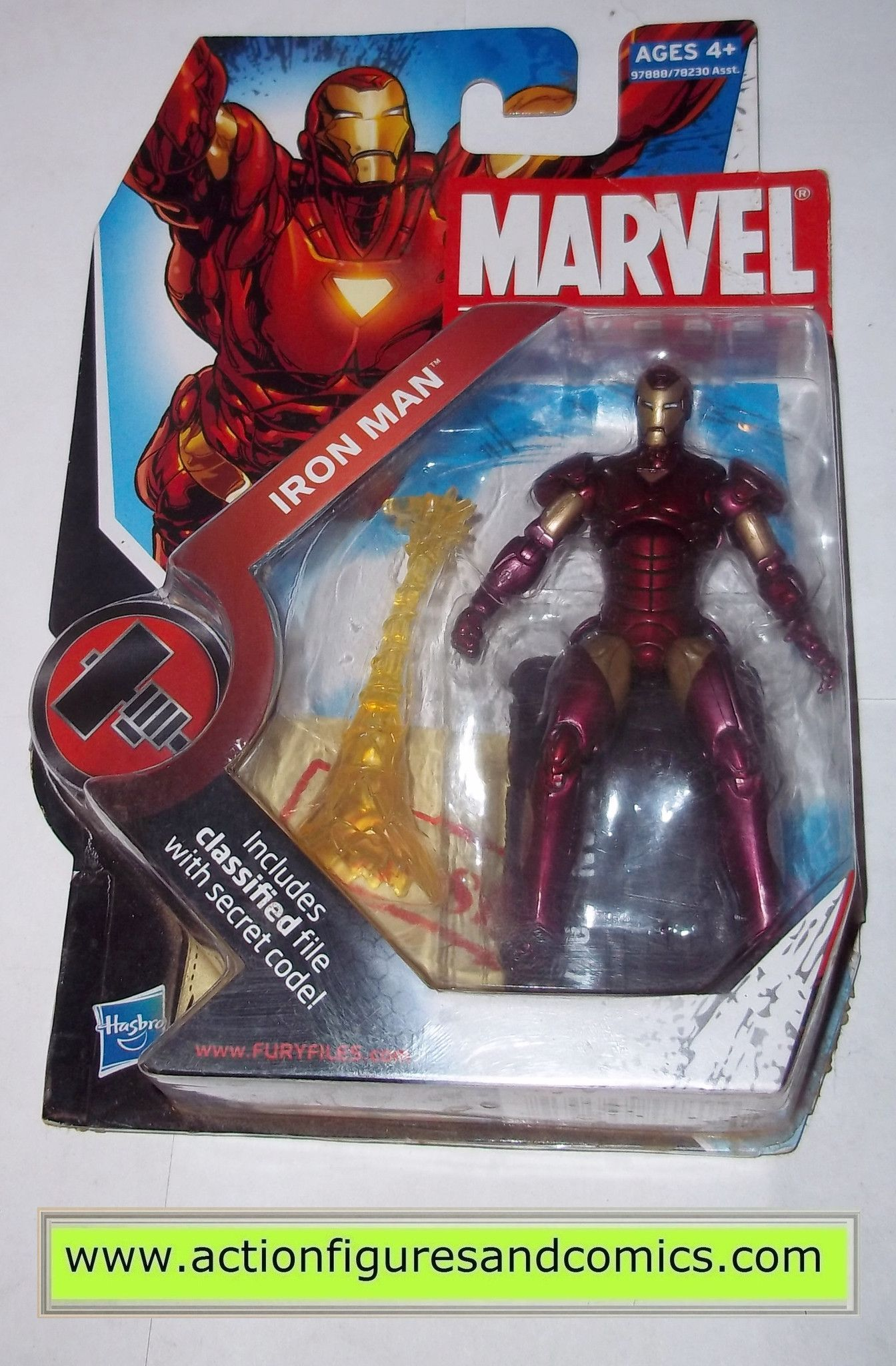 """SPIDER-WOMAN Marvel Universe 4/"""" inch Action Figure #6 Series 3 Hasbro 2010"""