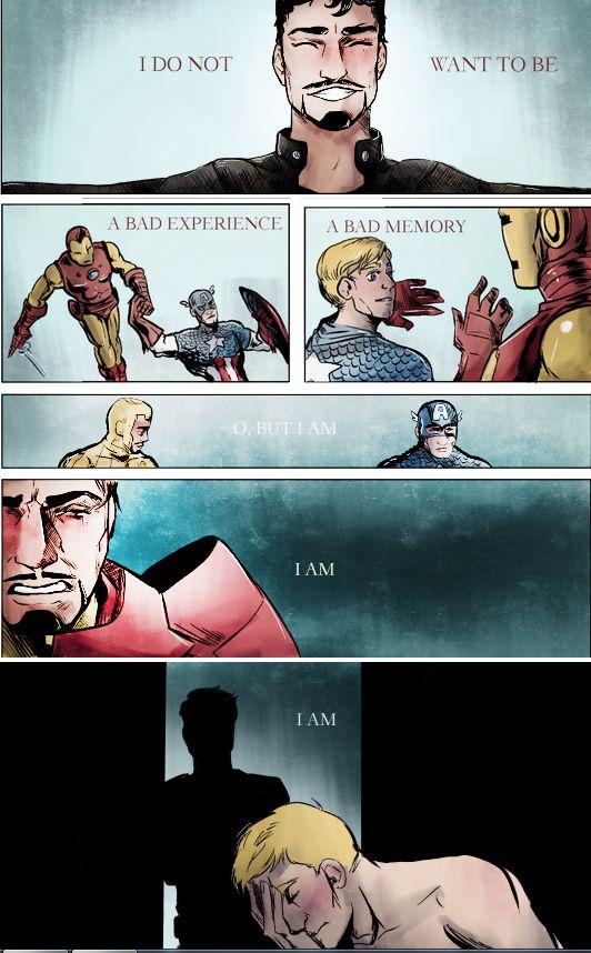 Civil War It Wasn T Worth It Tony Stark Steve Rogers Captain