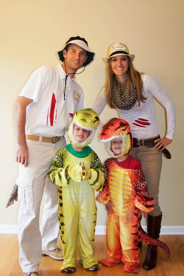40 Of The Best Family Costumes For Halloween With Images