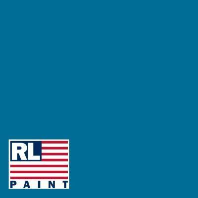 Ralph Lauren 1-gal. Governor's Blue Flat Interior Paint