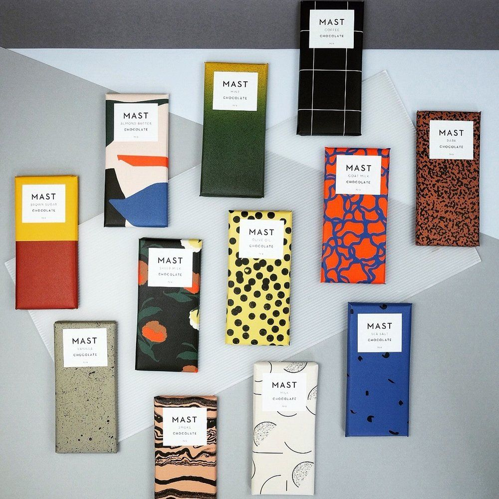 Unwrapping Mast Brothers Chocolates | Mast brothers chocolate and ...