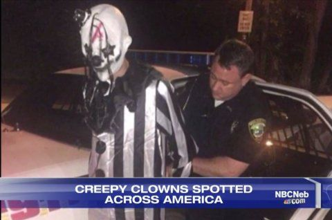 Clown incidents on the rise across the country - Business Insider