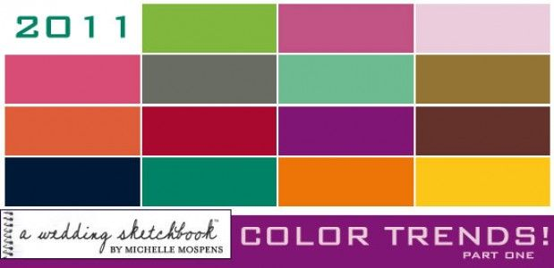 2011 Colour Trends Great Pictures