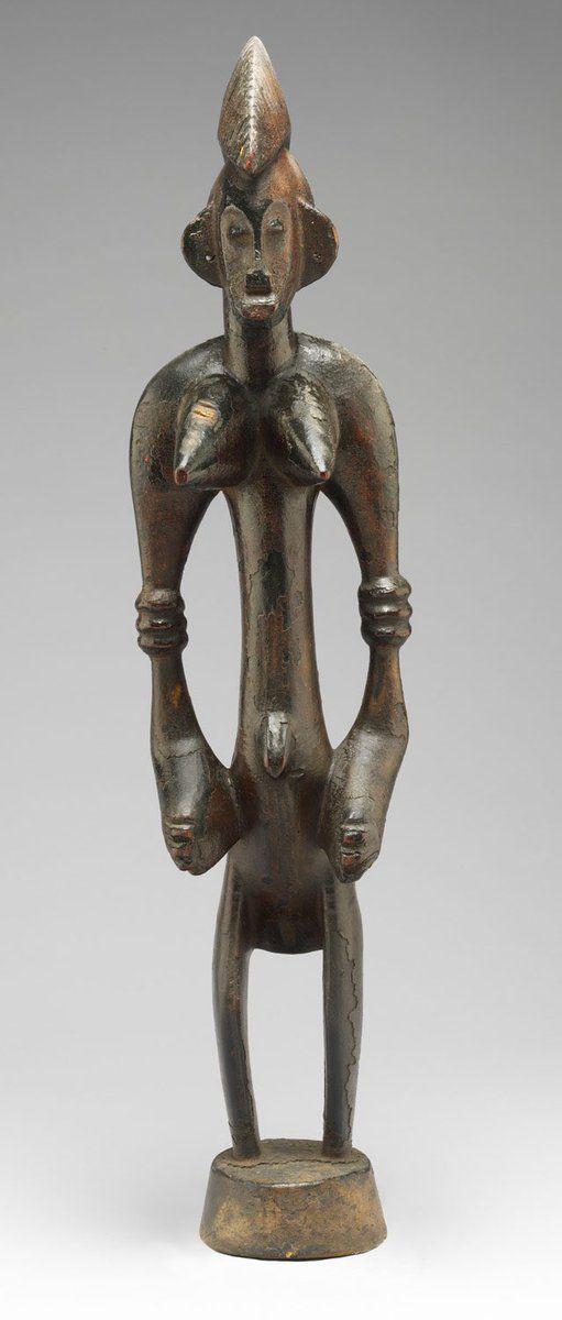 #Senufo art, Côte d'Ivoire (comp @metmuseum)