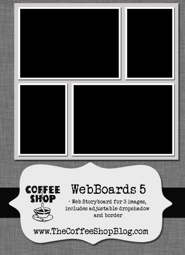 Coffeeshop Webboards Free Photoshop Template For Blogging