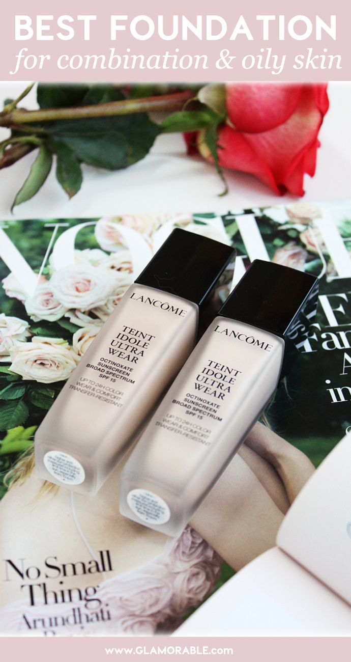 Lancome Teint Idole Ultra Wear Foundation Swatches & Review