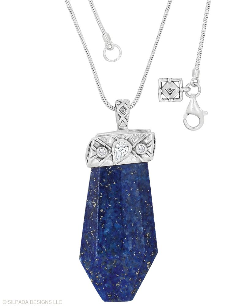 Jewelry Box by Silpada Designs Necklaces Sky Stone Necklace