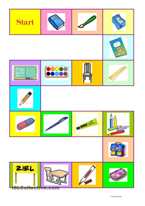 Brettspiel-Schule | Pinterest | Schule, Deutsch und Vorschule