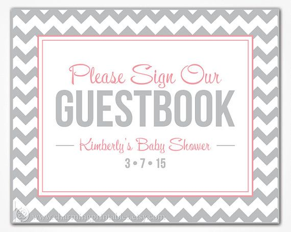 It is a picture of Free Printable Baby Shower Guest Book with regard to cut out
