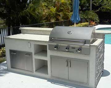 New Post Barbecue Repair In West Palm Beach Modular Outdoor Kitchens Prefab Outdoor Kitchen Outdoor Kitchen Grill