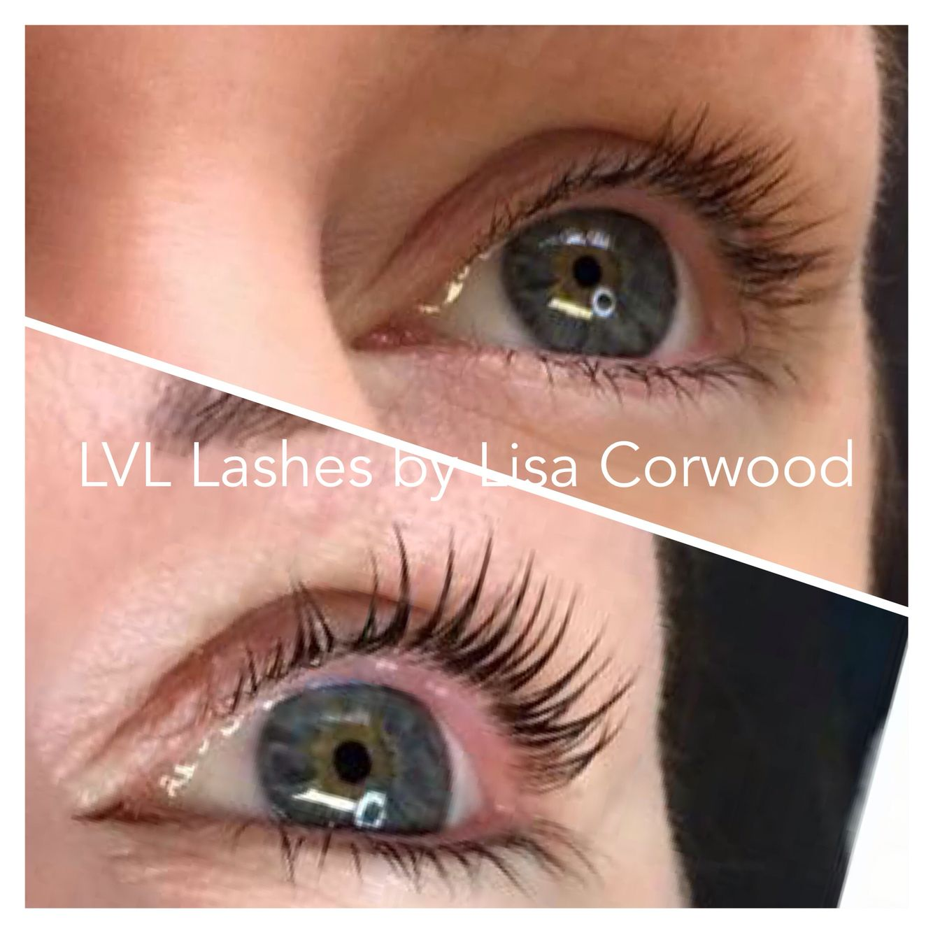 LVL Lash Enhance straightens your natural eyelashes at the root ...