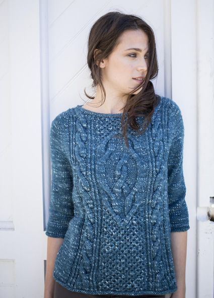 Free Pattern For This Knitted From The Top Down Free Knitting And