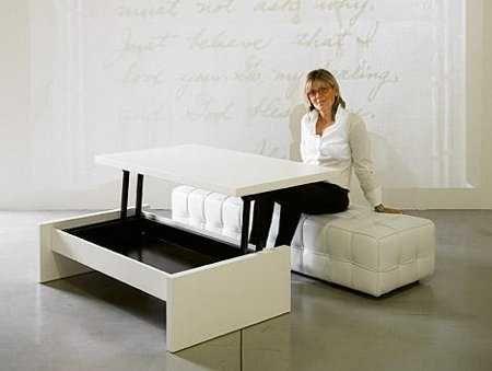 mesas-plegables-centro | el mueble | Pinterest | Mesas plegables ...