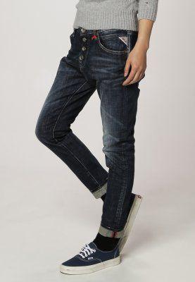 free shipping 7b726 8792d PILAR - Relaxed fit jeans - darkblue denim @ Zalando.nl ...