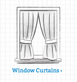 When Making Window Treatments Are You Stuck With The Amount Of