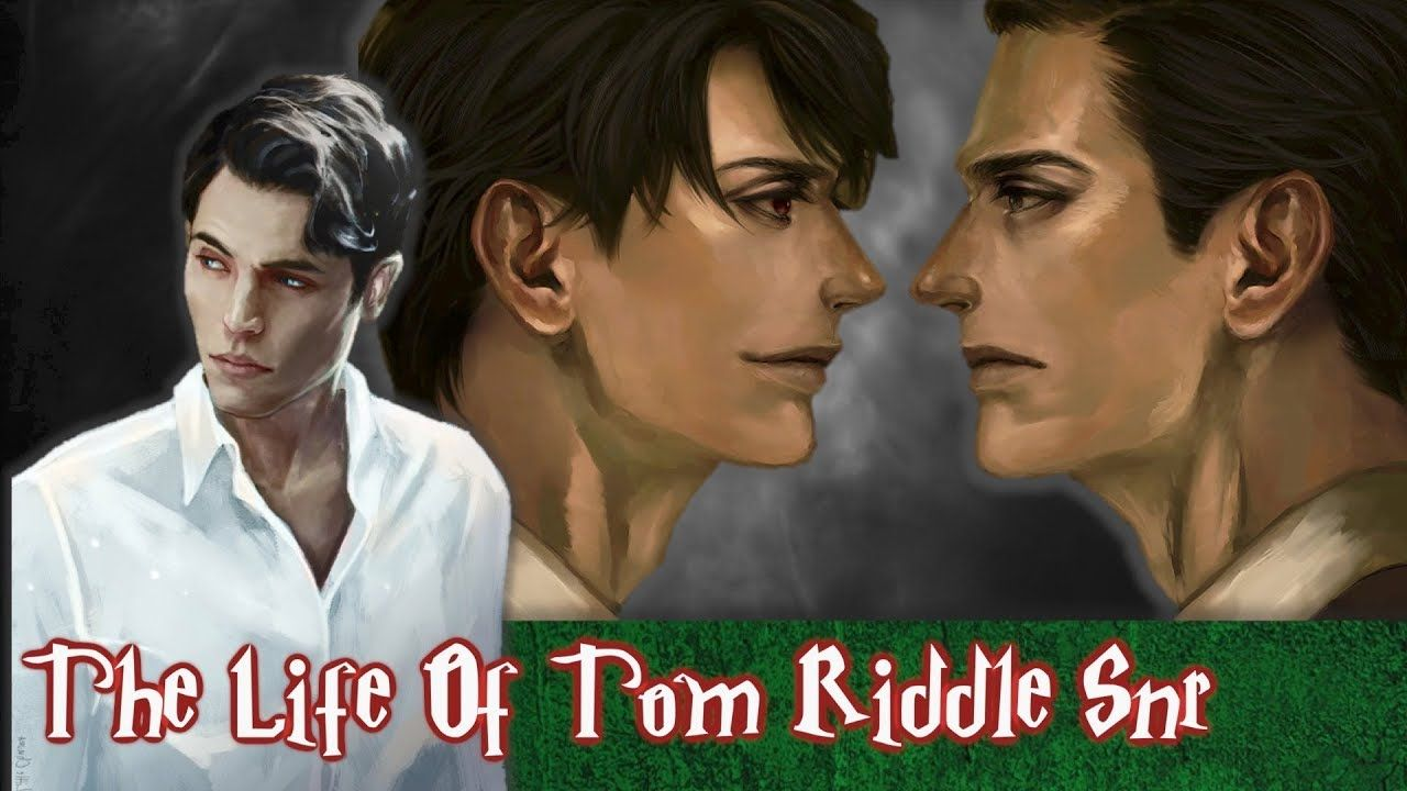 The Life Of Tom Riddle Senior (Voldemort's Father) + The Real Reason