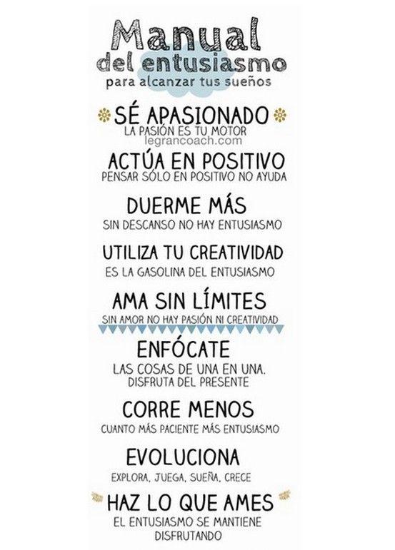 manual del #entusiasmo