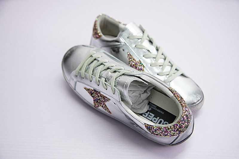 watch ad0cb 794fe Spring Summer 2018 Shop Women 2018 New Deluxe Brand GGDB Golden Goose Uomo  Donna Superstar Sneakers