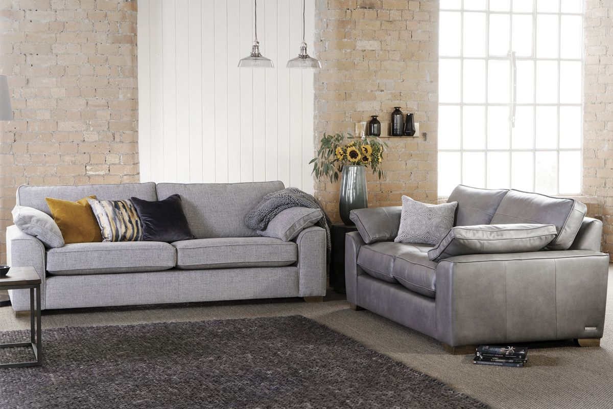 The Lounge Co. Josie Sofa | Casual and comfy, Josie is the
