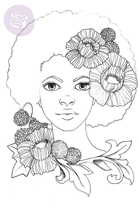 The Bloom Collection By Jamie Dougherty Desenho Africano Arte