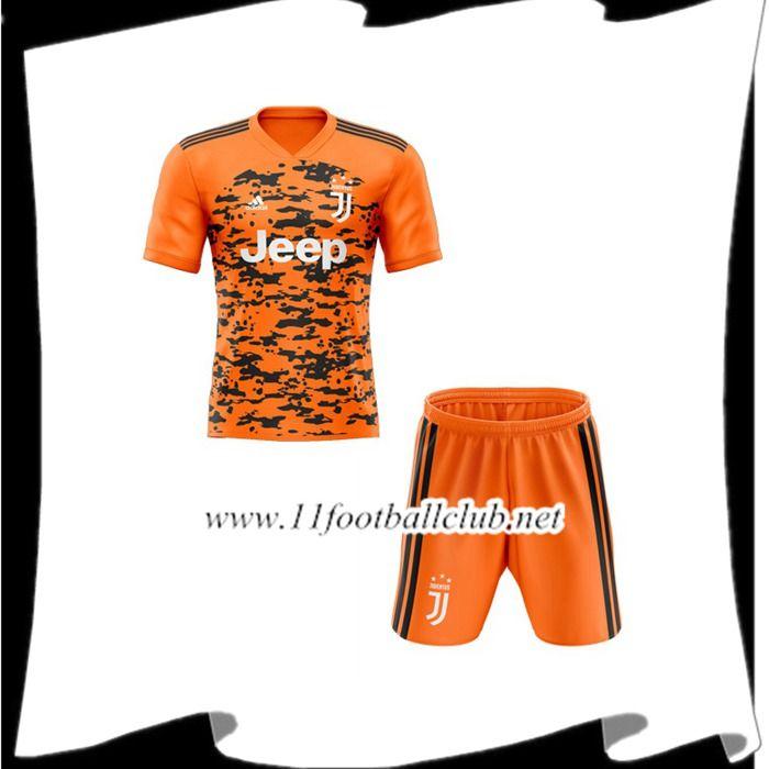 Le Nouveaux Maillot Juventus Enfant Third 2020/2021 Flocage