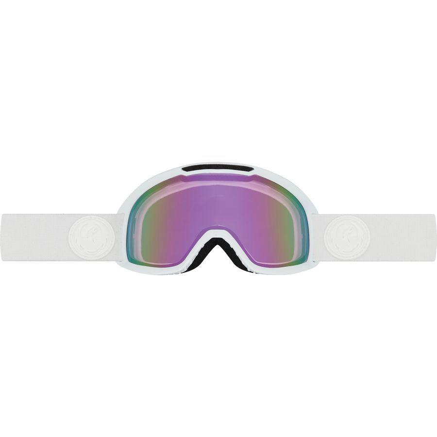 dfd29ccfe3ef Dragon - DX2 Goggles - Whiteout Lumalens Pink Ion Plus Dark Smoke Bonus Lens