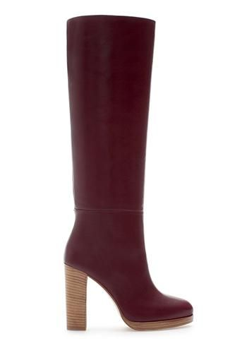 f326be84f2ba How To Wear Tall Boots All Spring Long   Shopping List   Knee high ...
