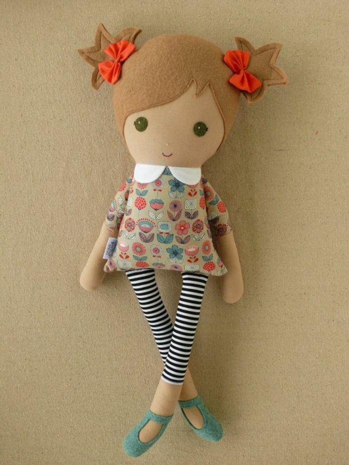 Art Dolls-ooak Poupée Chiffon Dolls