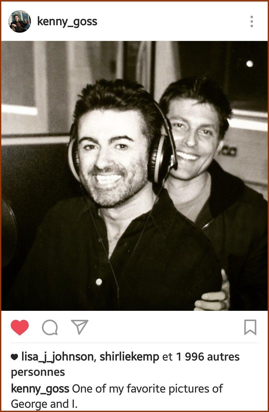 Kenny Goss Instagram