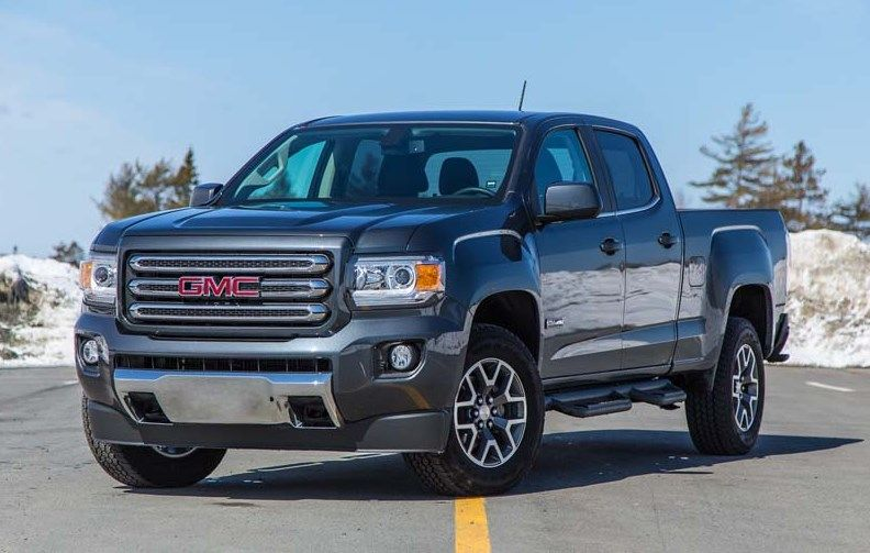 2018 Gmc Canyon Release Date Price Review Car Pinterest Gmc