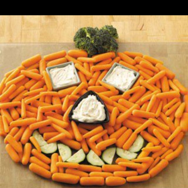 A healthy Halloween snack Falero Foods Pinterest Healthy - halloween catering ideas