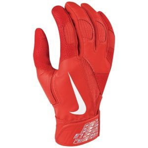 Nike Diamond Elite Pro Batting Gloves - Men's - Baseball - Sport Equipment  - Red/