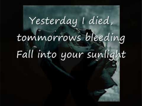 Trading Yesterday Shattered Lyrics Love This Song Another