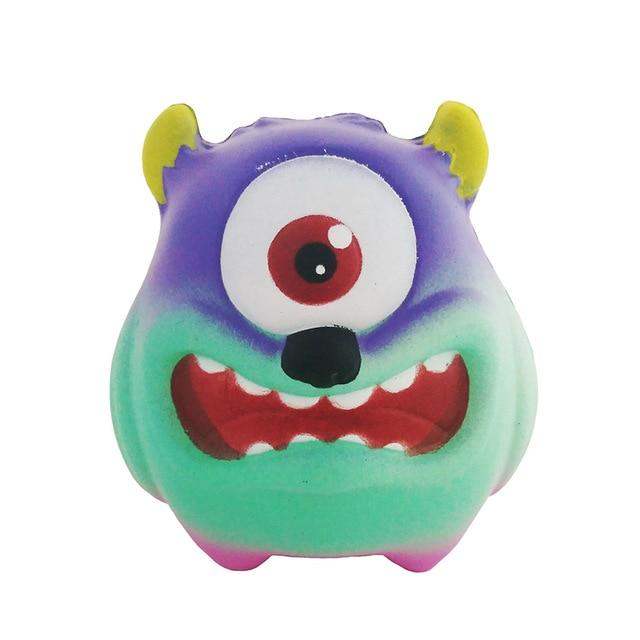 New Galaxy Ice Cream Cat Kitty Squishy Slow Rising Cute
