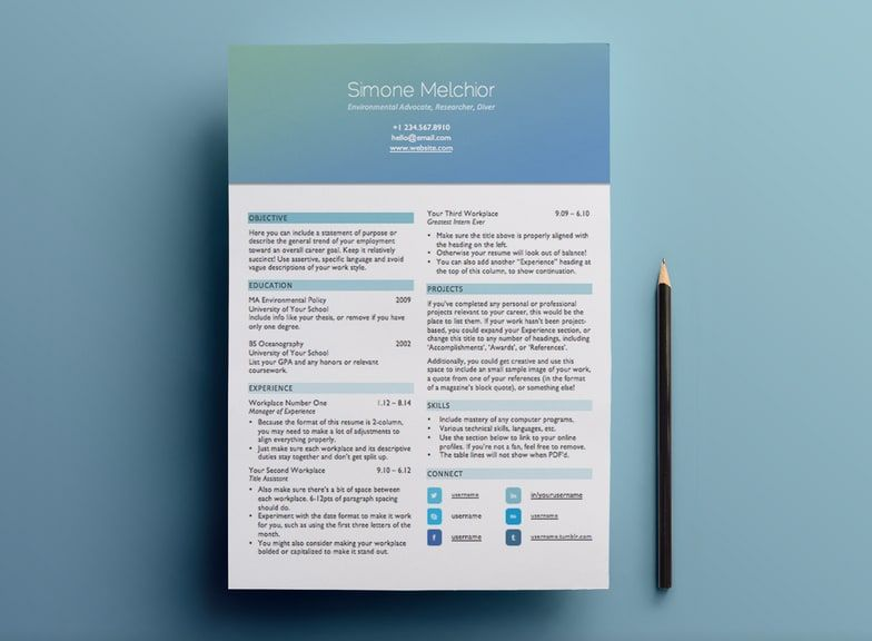21 Free Résumé Designs Every Job Hunter Needs Data analytics and - data analytics resume