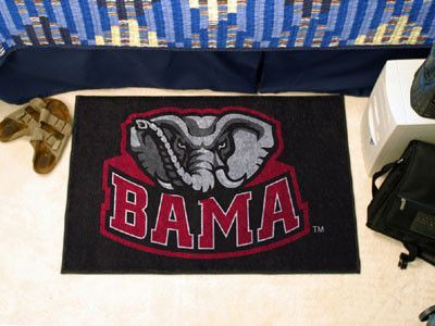 Starter Mat University Of Alabama Rugs Alabama