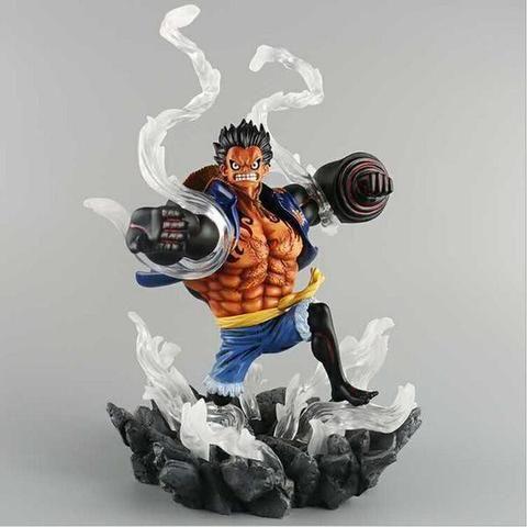 One Piece Monkey D Luffy Action Figure - 26cm - Action Figure Dank Meme Apparel