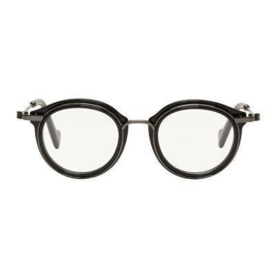 223bcbc7d621 Moncler Designer Black   Gunmetal ML5007 Glasses