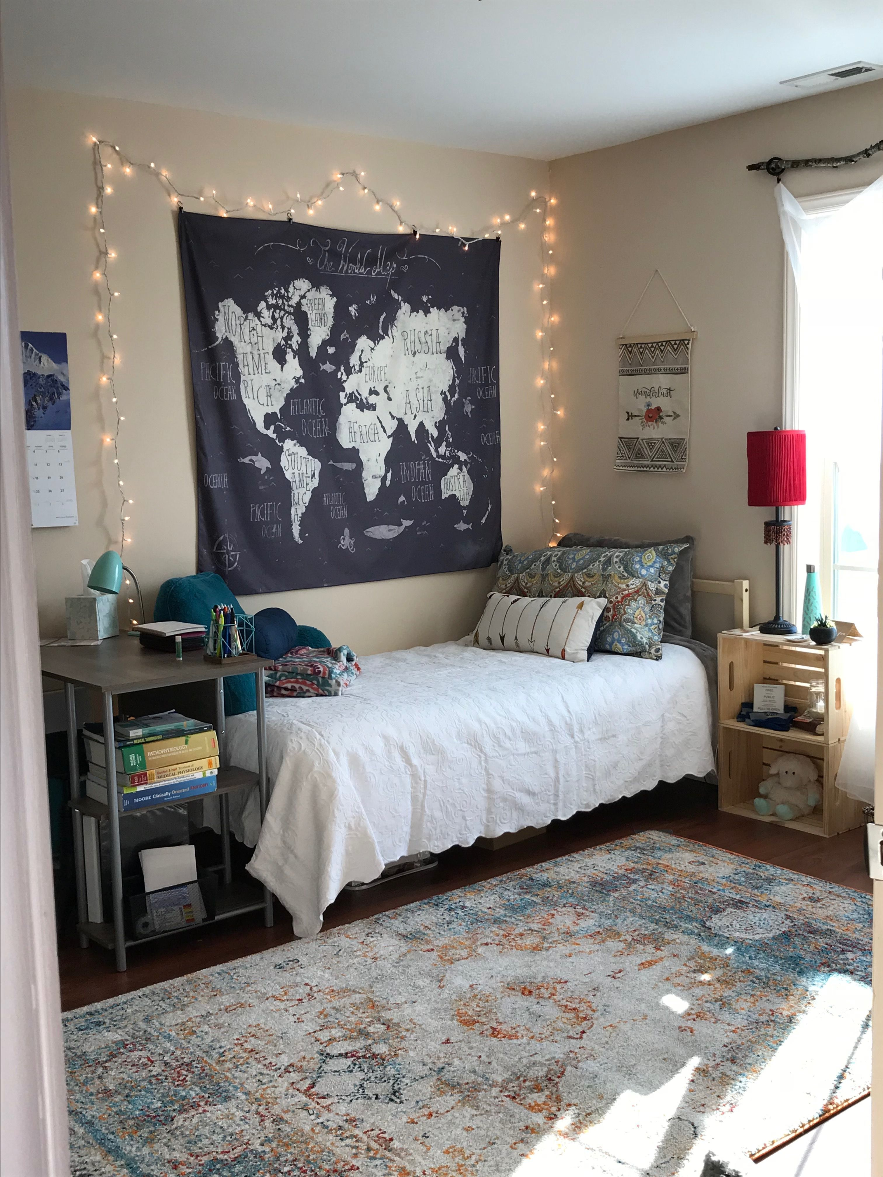 Small Dorm Room Ideas: What Perfection Looks Like ️