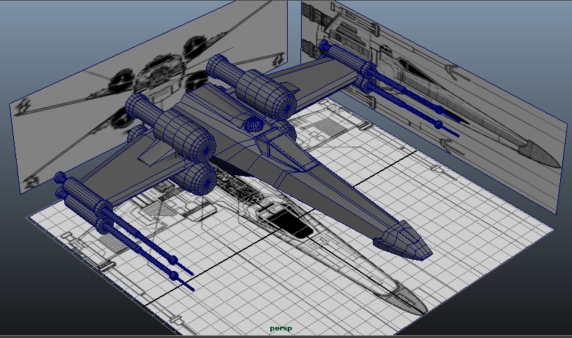 Image result for x wing blueprint gam4004 pinterest image result for x wing blueprint malvernweather Image collections