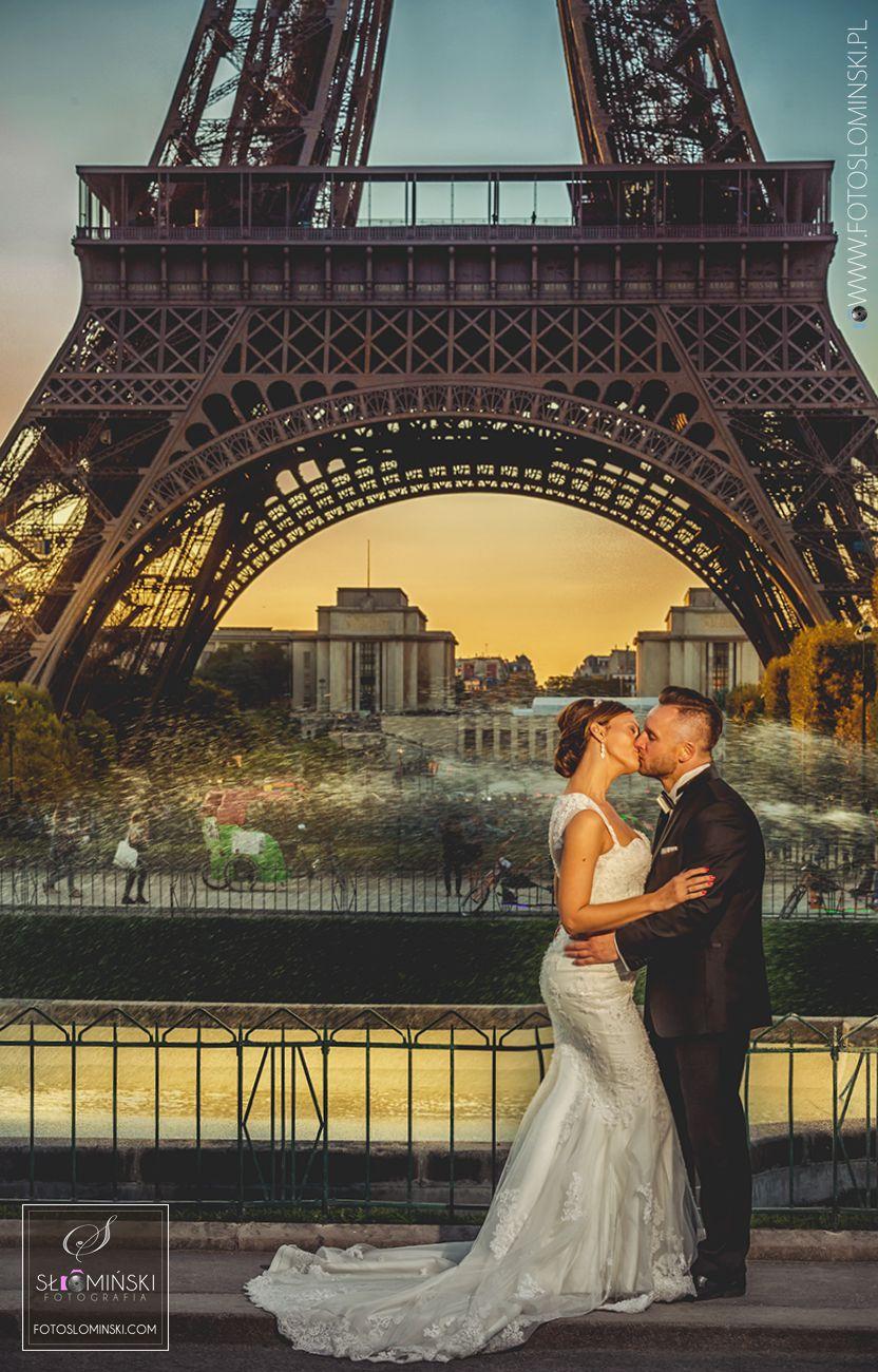 Paryż To Idealne Miejsce Na Sesję ślubną W Plenerze Romantycznie