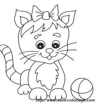 Desene De Colorat Pisici Idea Gallery